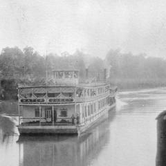 Argand (Packet/Towboat, 1896-1927)