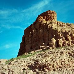 High Rock Near Town of Dogondoutchi