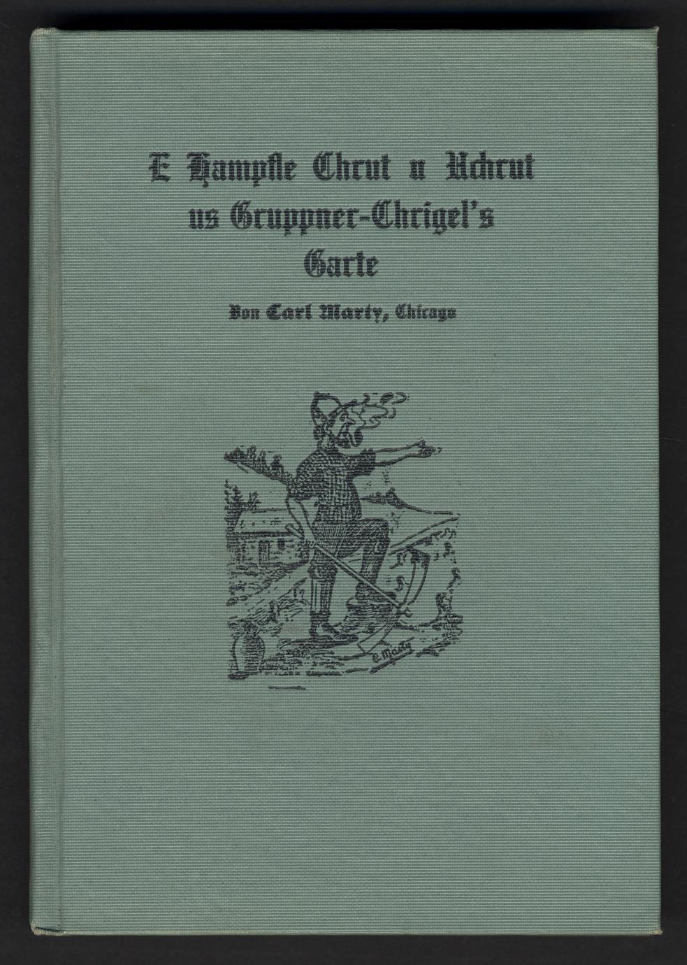 E Hampfle Chrut u Hchrut us Gruppner-Chrigel's Garte (1 of 3)