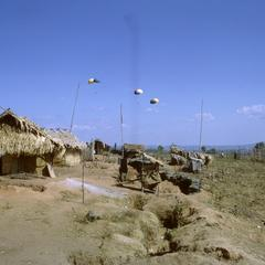 Military outpost