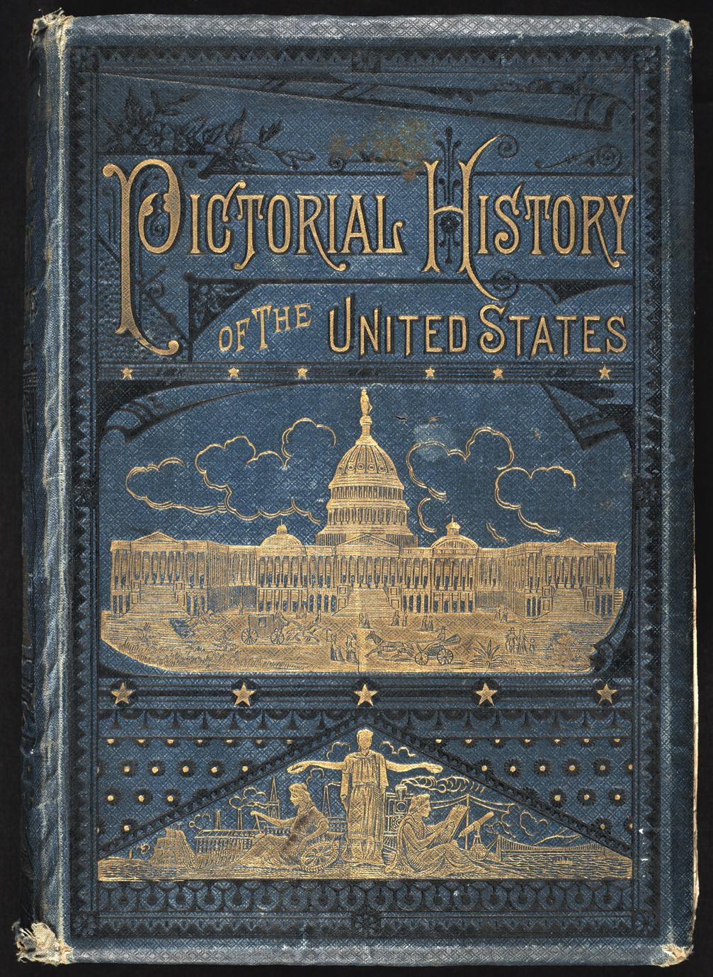A comprehensive and popular history of the United States : embracing a full account of the discovery and settlement of the country (1 of 3)