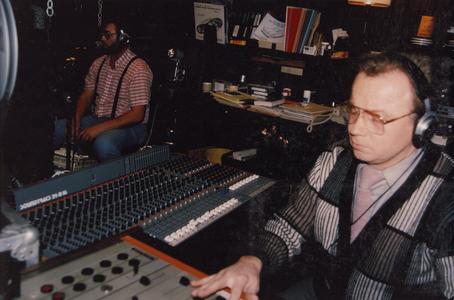 Larry Novotny and Jerry Minar