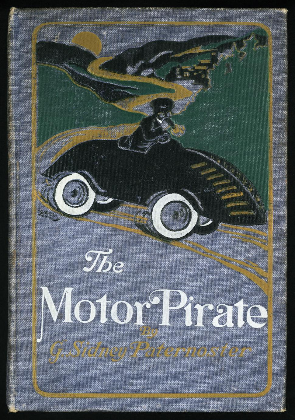 The motor pirate (1 of 3)