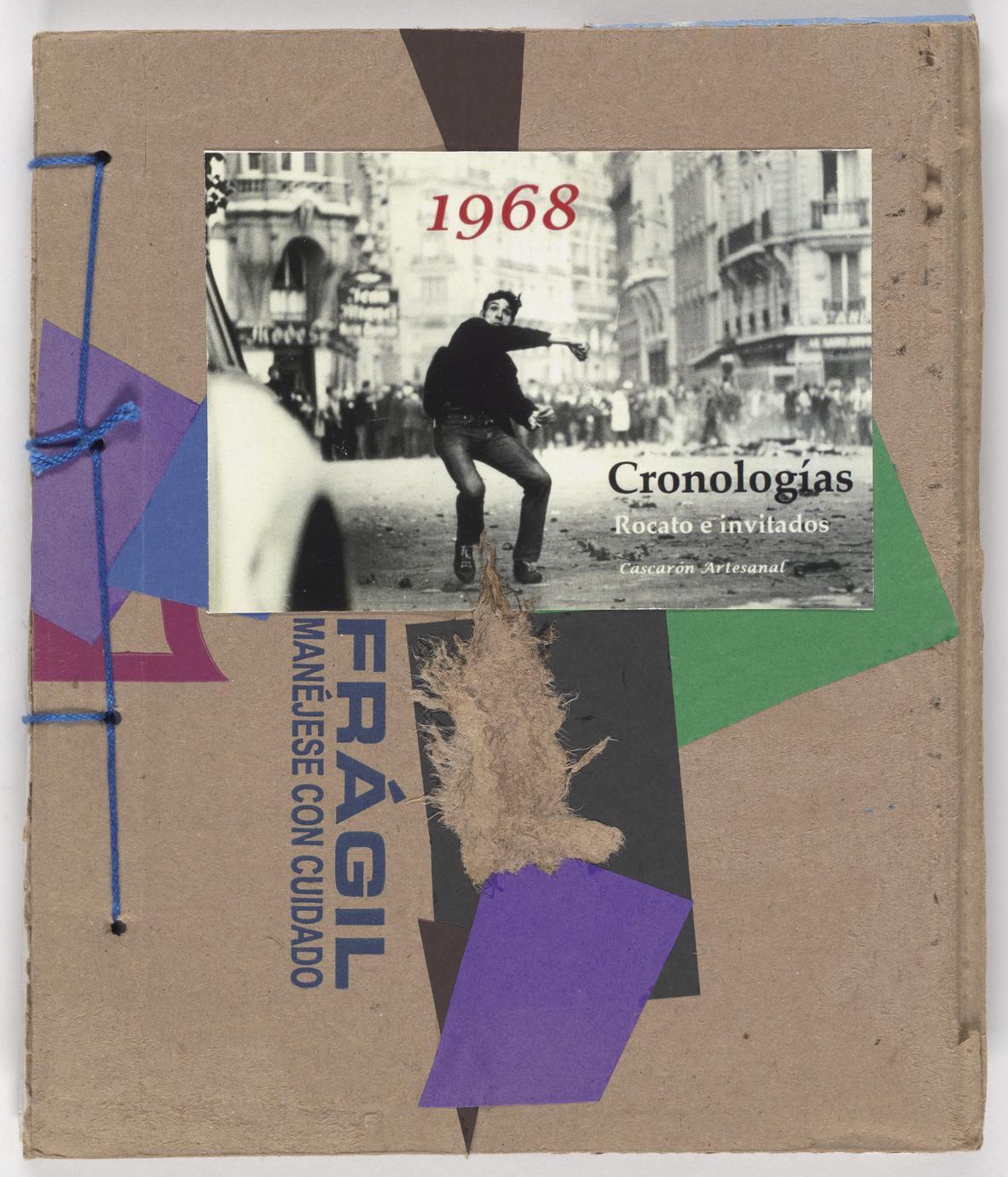 1968, cronologías del movimiento estudiantil (1 of 3)