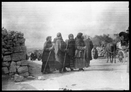 The Holy Land Russian women on pilgrimage