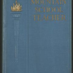 Mountain school-teacher