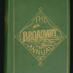 The Broadway annual