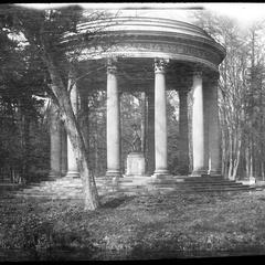 Temple of Love in Gardens of Versailles