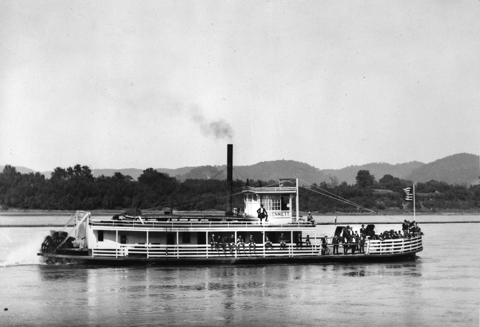 B. F. Bennett (Ferry, 1895-?)