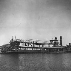 Warren Elsey (Towboat, 1919-1953)
