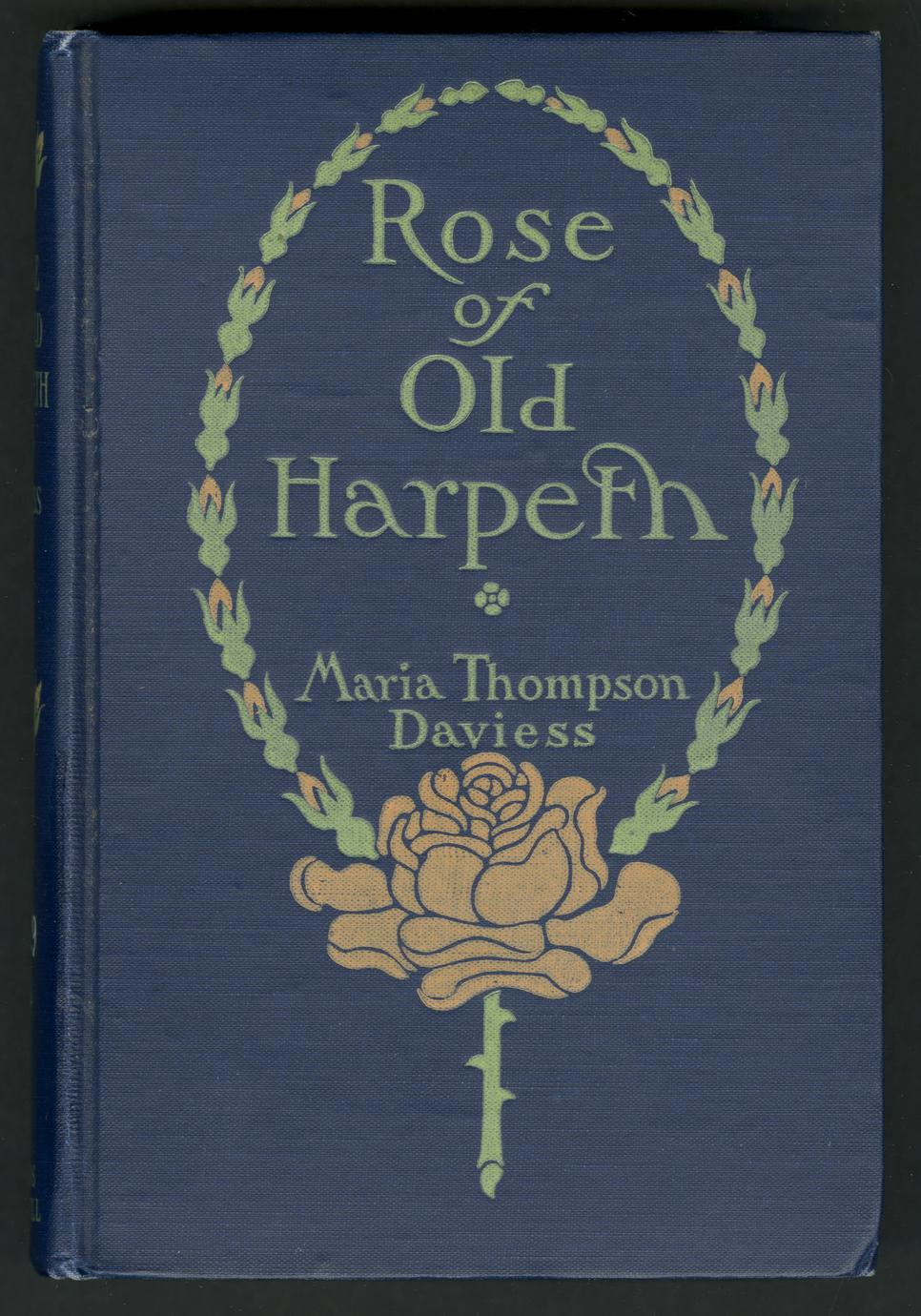 Rose of Old Harpeth (1 of 2)