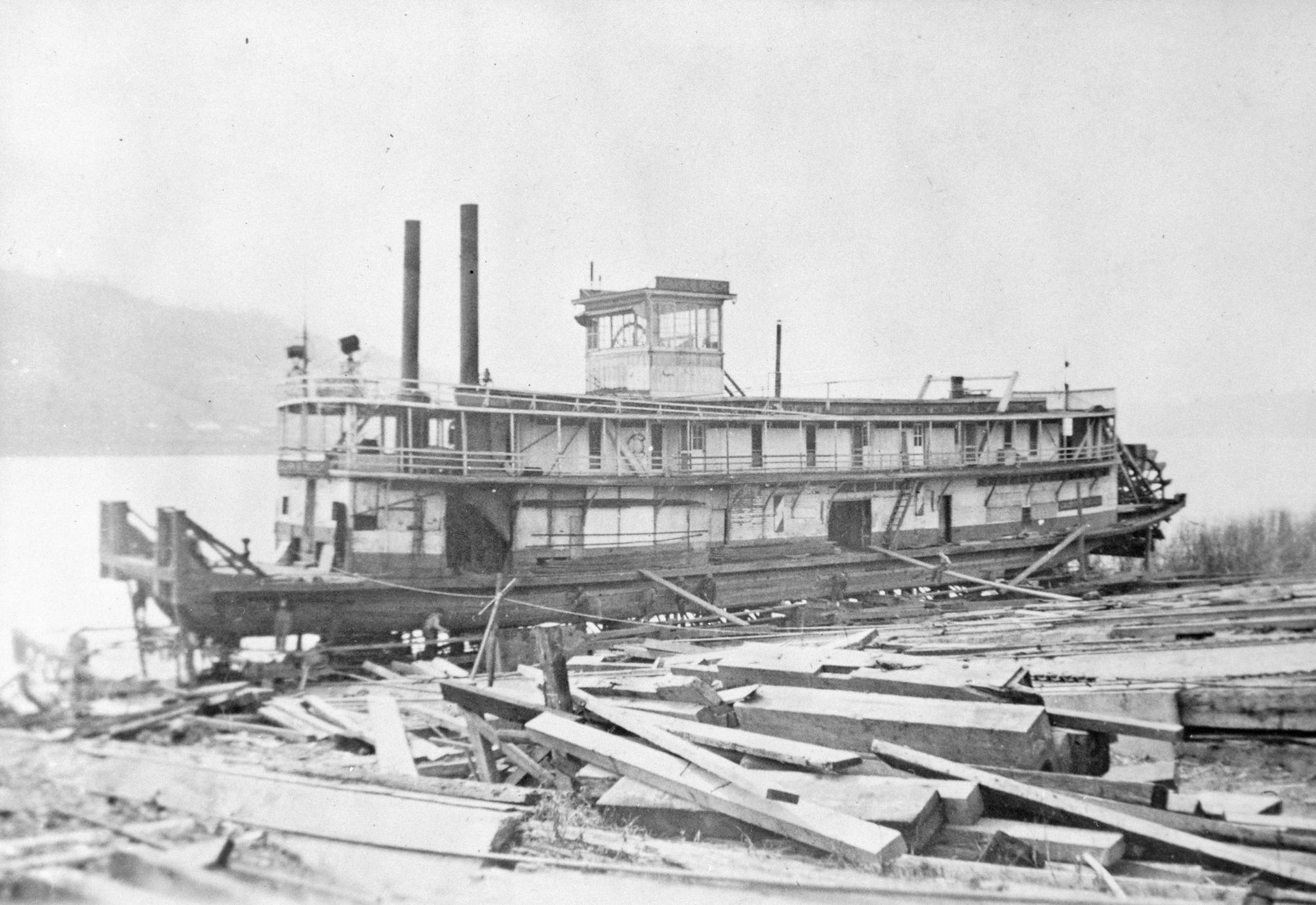 Calvin B. Beach (Towboat, 1935-1939)