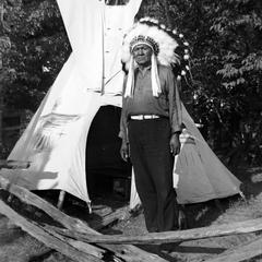 Chief Albert Yellow Thunder