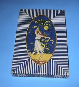 Nightingale Hosiery box