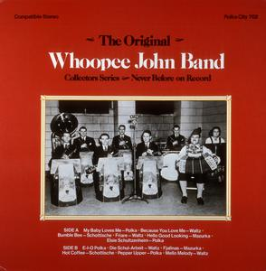 """""""Whoopee"""" John Band record album cover"""