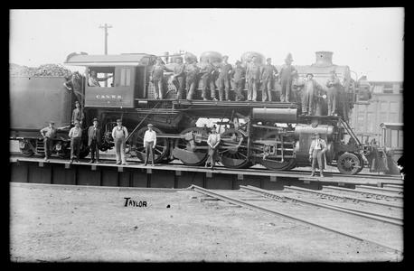 Locomotive engine and crew