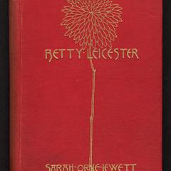Betty Leicester : a story for girls