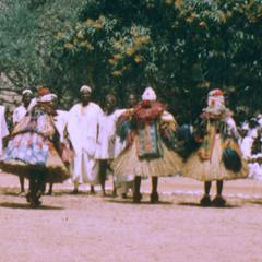 Pankshin dancers