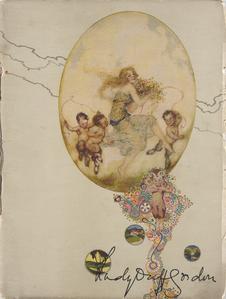 Portfolio of Lady Duff-Gordon's original designs : wearing apparel for the women of America