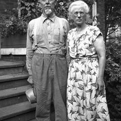 Mr. and Mrs. Moody Price
