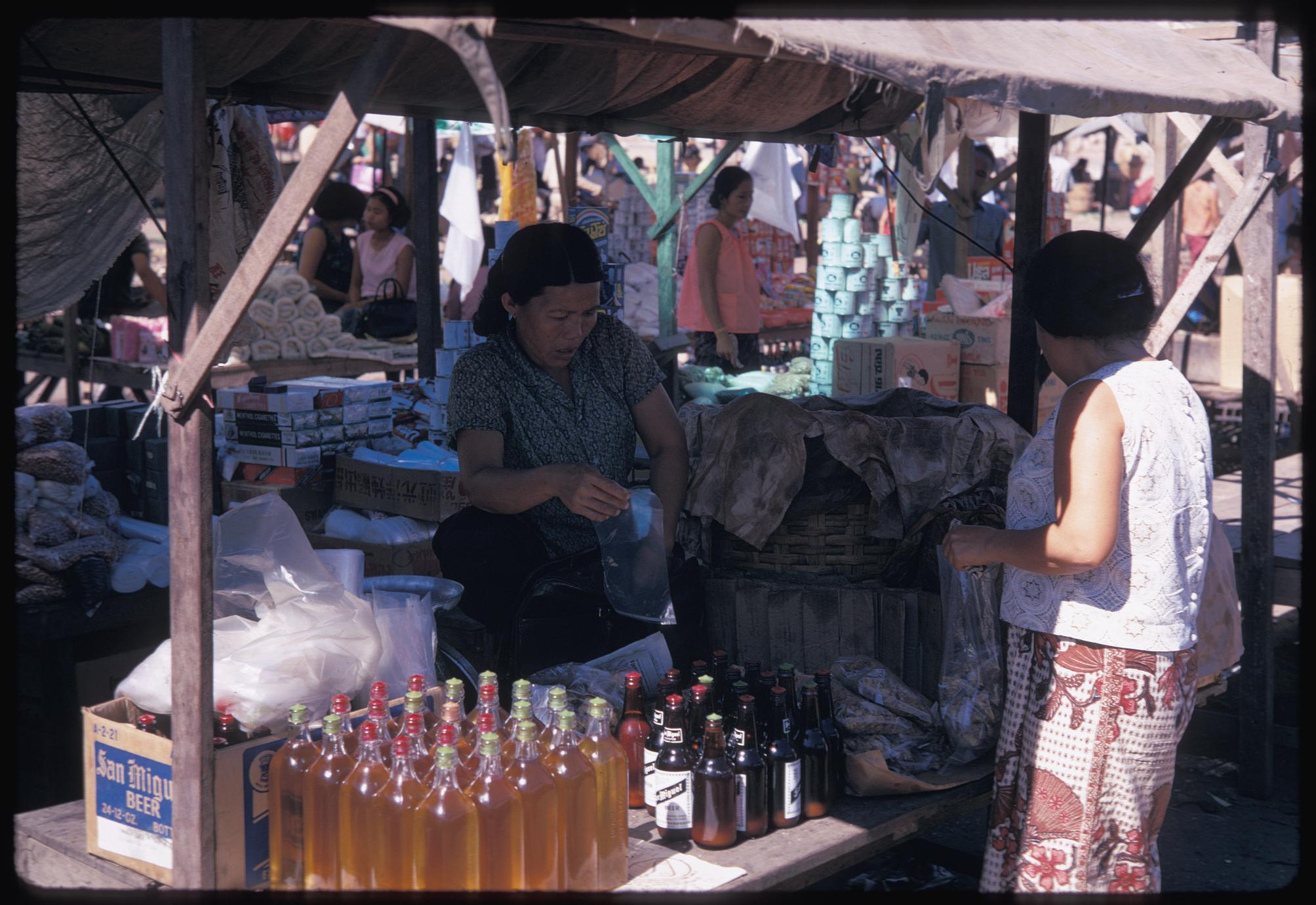 Morning Market : liquor