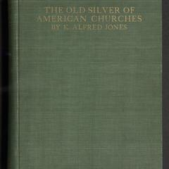 The old silver of American churches