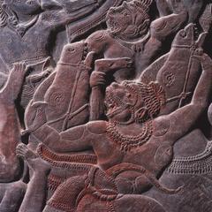 Angkor Wat Temple Detail