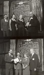 WHA historical plaque