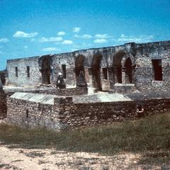 Ruins of 17th Century Portuguese Colonial Structure up the Kwanza River