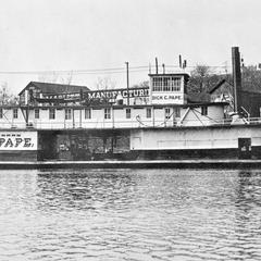Dick C. Pape (Towboat, 1904?-1923?)