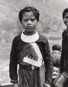 A Hmong boy in northern Thailand