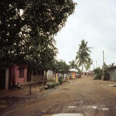 Port Harcourt back road