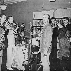 Jam session at radio station WNEW