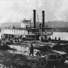 W. L. Dugger (Towboat, 1881-1890?)
