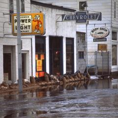Gays Mills Flooding