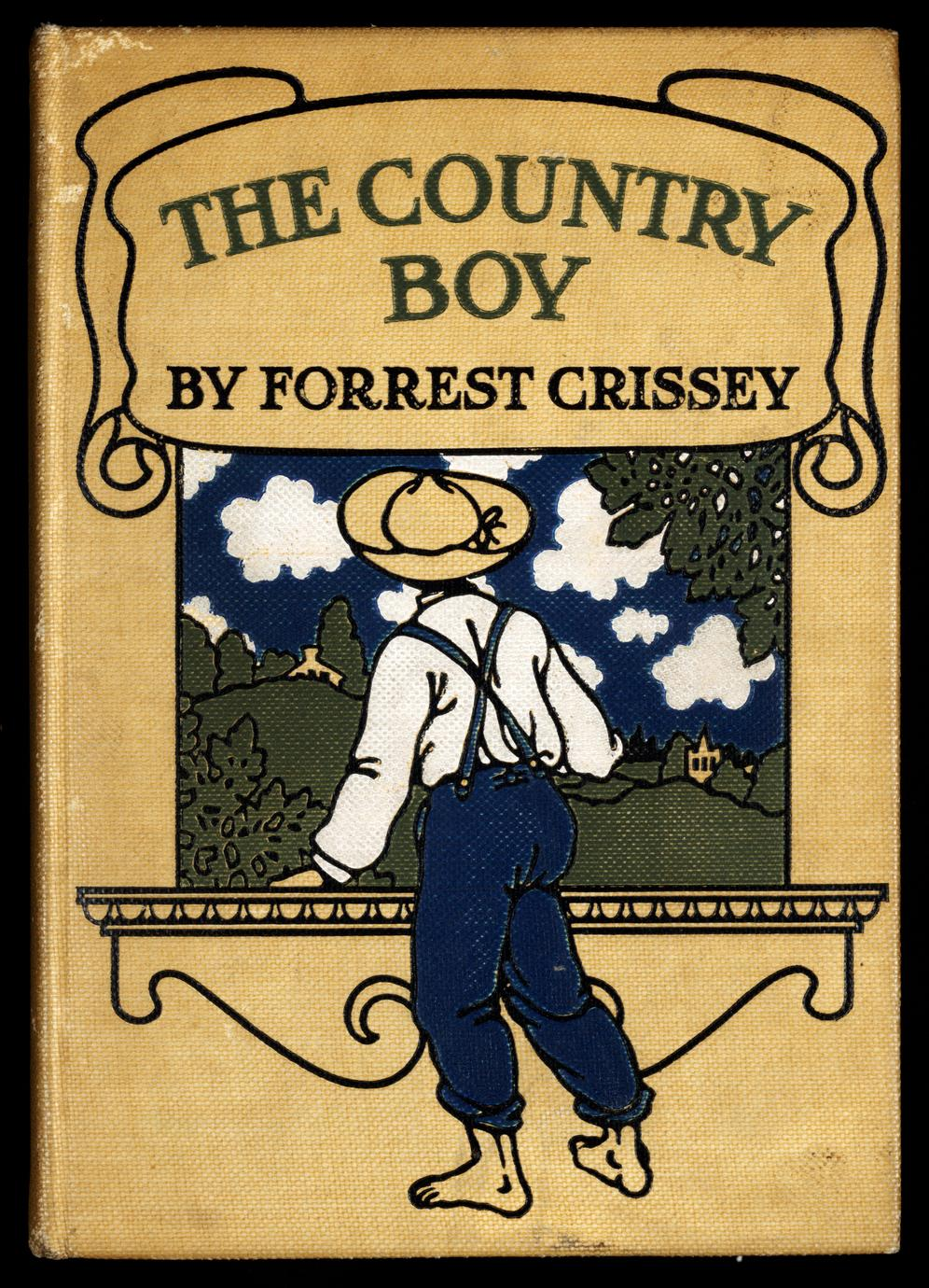 The country boy (1 of 2)