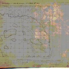 [Public Land Survey System map: Wisconsin Township 22 North, Range 01 West]