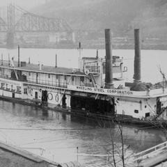La Belle (Towboat, 1921-1945)