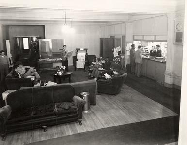 Old YMCA lobby