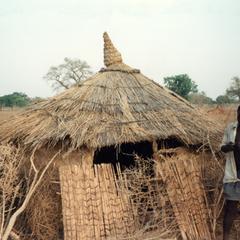 Temporary Fulbe Herder's Shelter