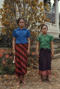 Lao women