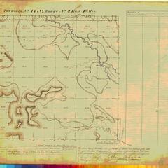 [Public Land Survey System map: Wisconsin Township 17 North, Range 02 East]