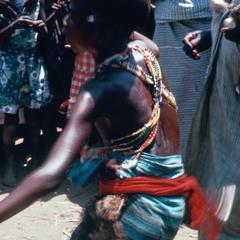 Mbondo Boy Dancing