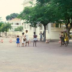 School Children in Bissau