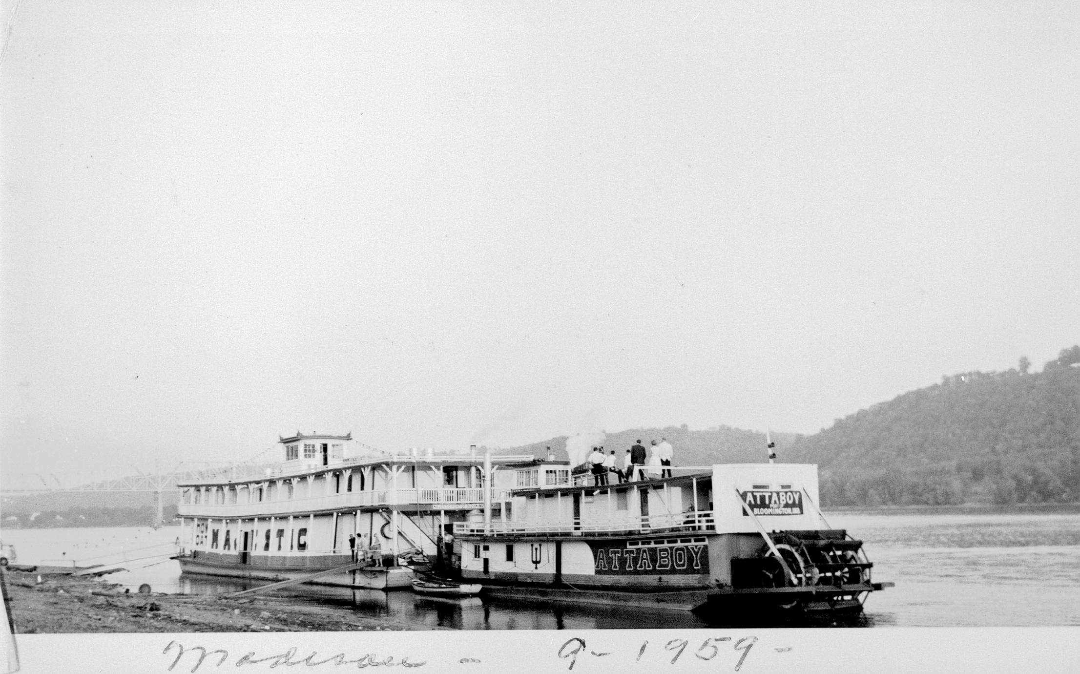 Attaboy (Towboat, 1923-?)