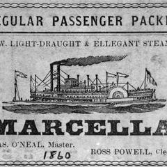 Marcella (Packet, 1863-1874)