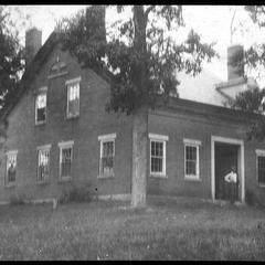 Old Hughes home