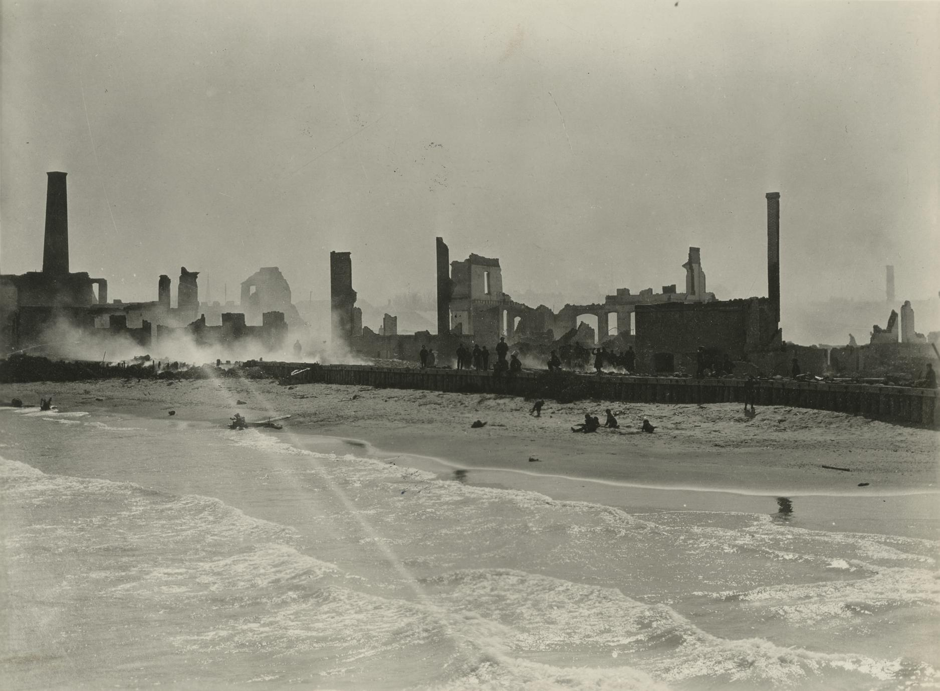 Simmons factory fire