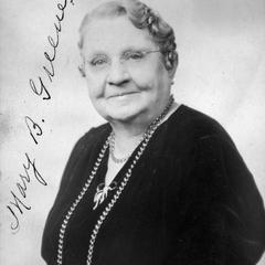 Greene, Mary Becker