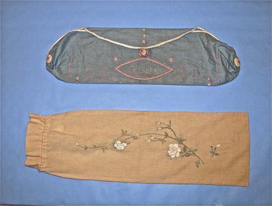 Fabric corset bags